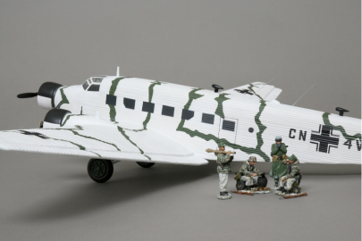 WOW148 Junkers 52 Winter variant (Where Eagles Dare)