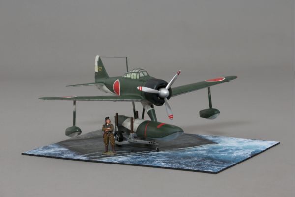 WOW025 Japanese Rufe (Army Green Variant)