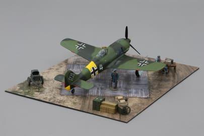 WOW207 Focke-Wulf Fw.190 'Walter Nowotny'