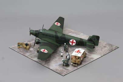 WOW241 Junkers Ju 52 Hospital Variant