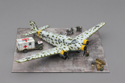 WOW238 Junkers 52 Russian Front Variant