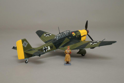 WOW144 JU87 STUKA YELLOW NOSE