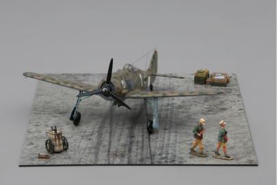 WOW296 Focke Wulf Fw 190 Tropical Variant