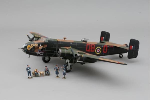 WOW206 Halifax Bomber