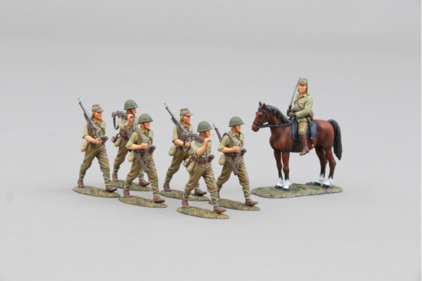 RS056 Japanese Cavalry Officer