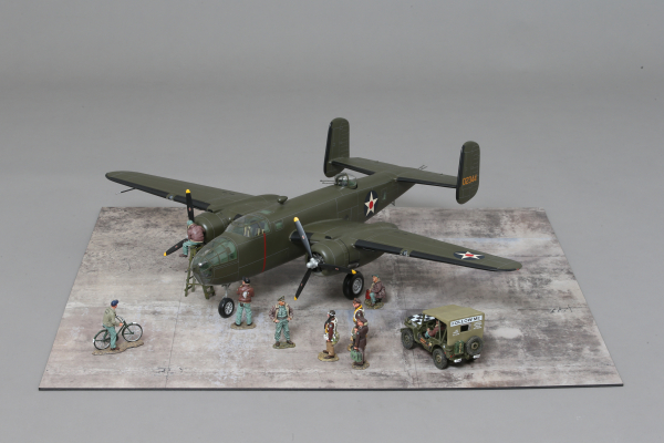 WOW176 B-25 Mitchell Bomber