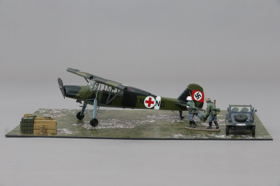 WOW278 Fiesler Storch 'Hospital Variant'