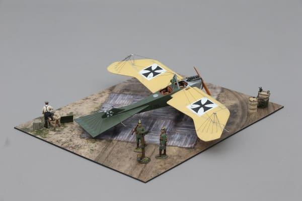 WOW284 Taube 'Green/Yellow' Version