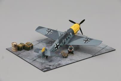 WOW280 Messerschmitt Bf 109 'Adolf Galland'