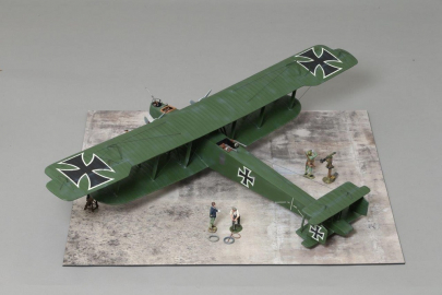 WOW257 Handley Page German Version