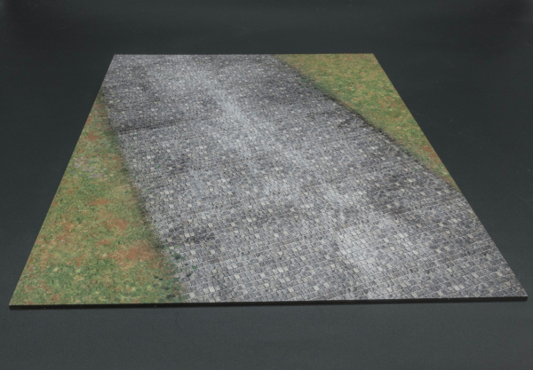MAT028 Small Cobblestone Road Mat