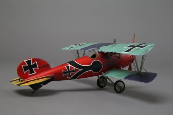 WOW044 Albatross D.III