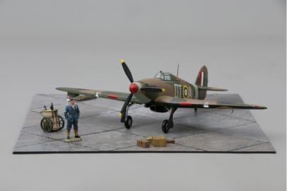 WOW308 Hawker Hurricane 'Stanford Tuck'