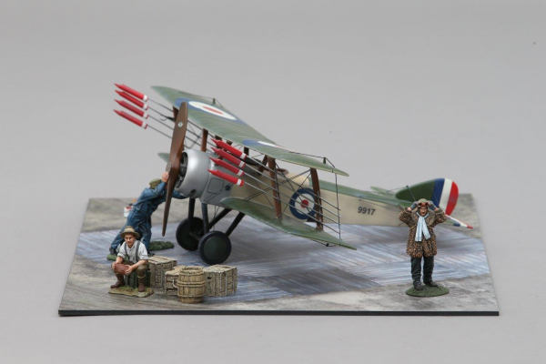 WOW122 Sopwith Pup