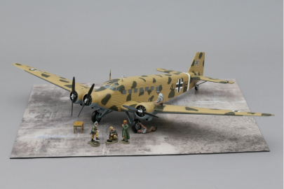 WOW242 Junkers 52 North African Front Variant
