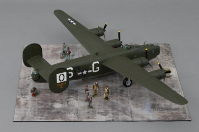 WOW267 B-24 Liberator 'Pisces'