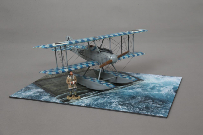 WOW309 Albatros W.4 Seaplane