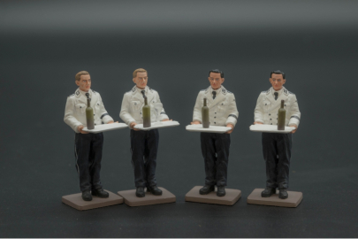 BER018A Waiter Set