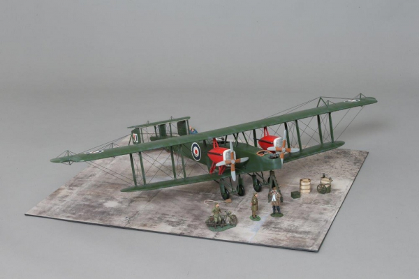 WOW291 Handley Page RN Version