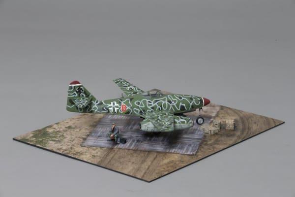 WOW262 Messerschmitt Me262 Wave Pattern Camouflage