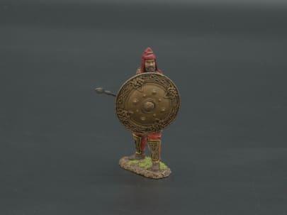 XE020A Persian Immortal (Bronze Round Shield)