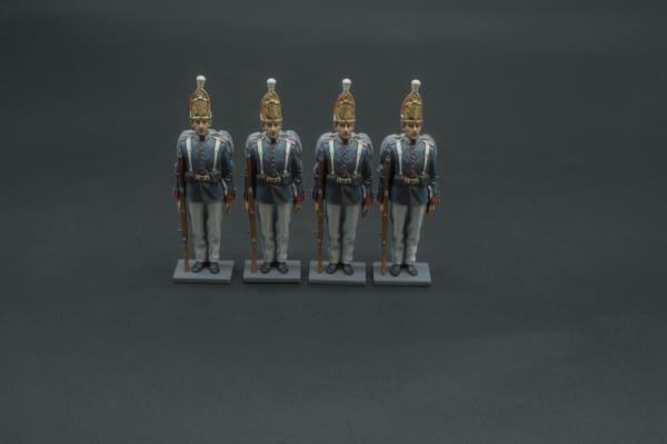 GW105A Guard Grenadiers (Rectangular Base)