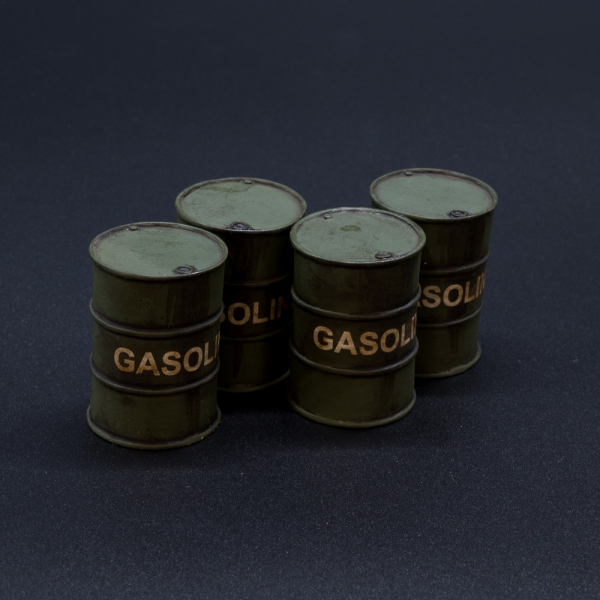 ACC PACK 064B US Barrels with Gasoline Markings