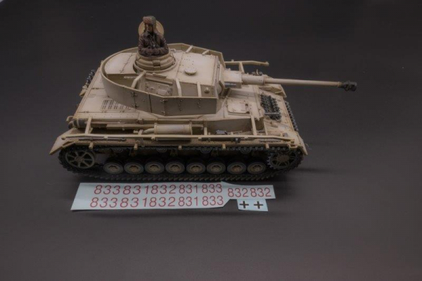 ACC PACK 060D Winter Panzer 4 (No decals)