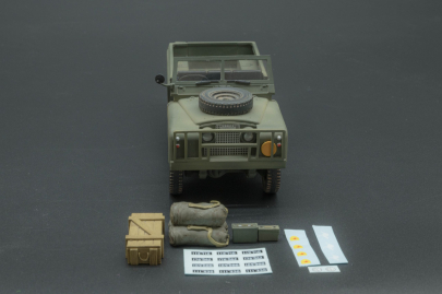ACC PACK 045D British Utility Vehicle