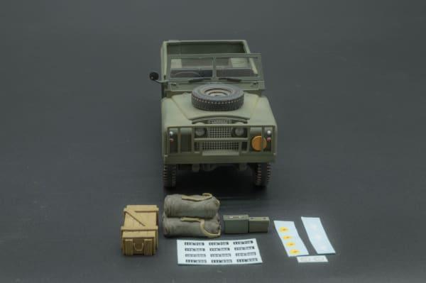 ACC PACK 045D British Utility Vehicle
