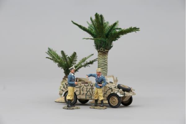 ACC PACK 013D Kubelwagen Hans Marseille Version