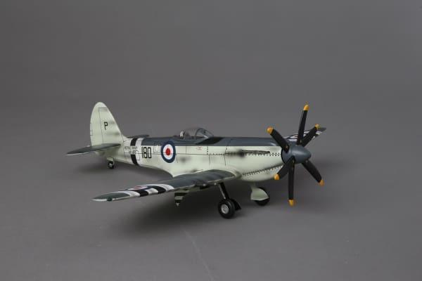 WOW034 Seafire (Korean War)