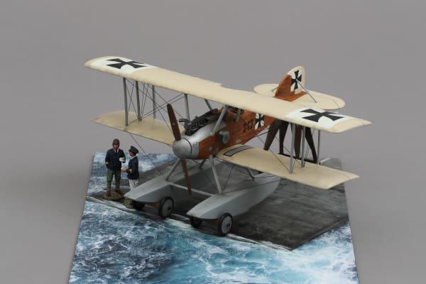 WOW214 Albatros W.4 Floatplane