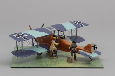 WOW212 LVG C.V1 Reconnaissance and Artillery Spotter Aircraft