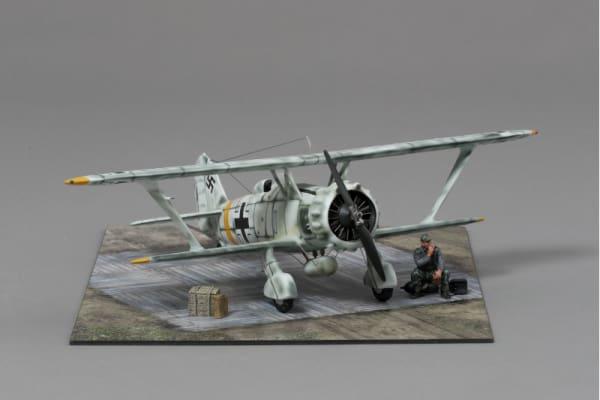 MAT011 Small Front Line Luftwaffe Hard Standing