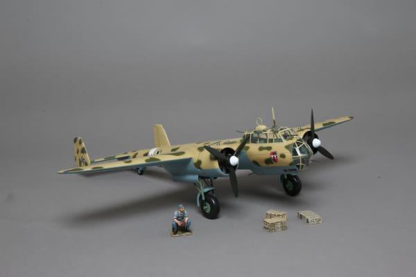 WOW134 Dornier 17 Desert Version