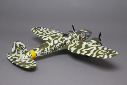 WOW129 Heinkel Bomber