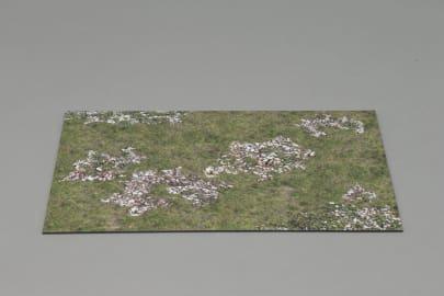MAT023 Small Rock/Grass Mat