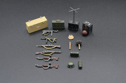 ACC PACK 072 German Weapons Set
