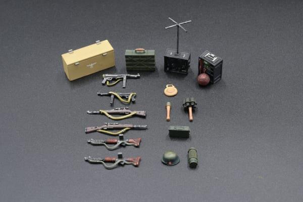 ACC PACK 072 German Weapons Set