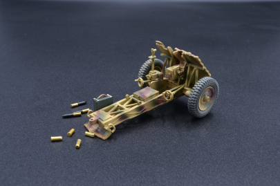 ACC PACK 059B German 7.5cm Cannon (without figure)
