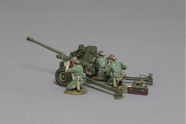 RS058 Aussie 6 Pounder Crew