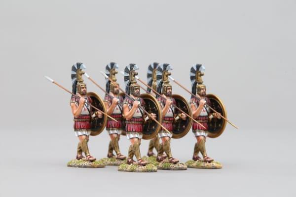 SPA034C Marching Hoplite