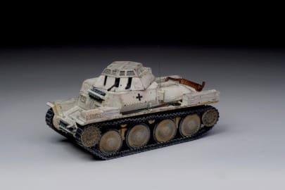 WH002B SdKfz 140/1 (Winter)