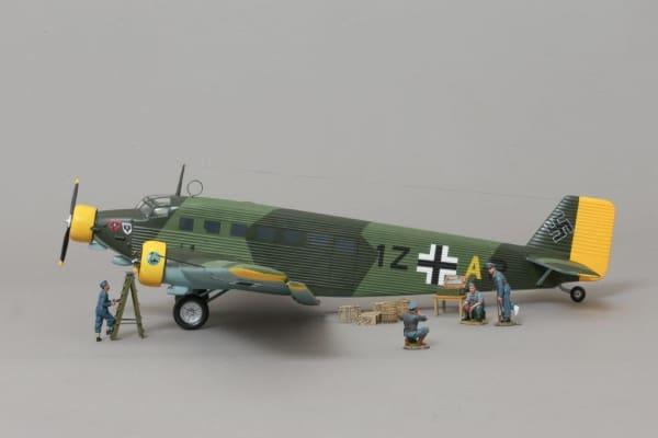 WOW091 JU-52 Crete Variant