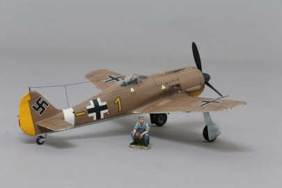 WOW100 FW190 Brown '1' Desert