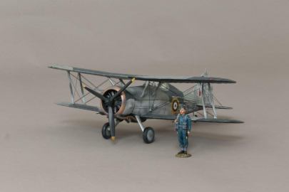 WOW113 Gloster Gladiator