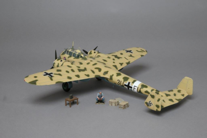 WOW134 Dornier 17 Desert Version