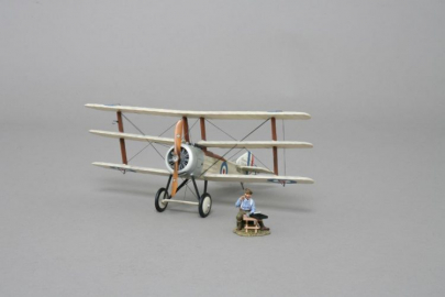 WOW139 Sopwith Triplane Cream Variant