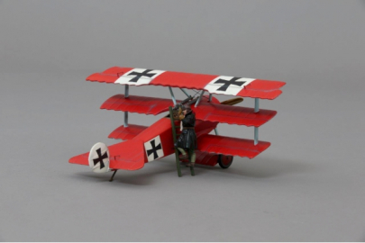 WOW149 Fokker Triplane Red